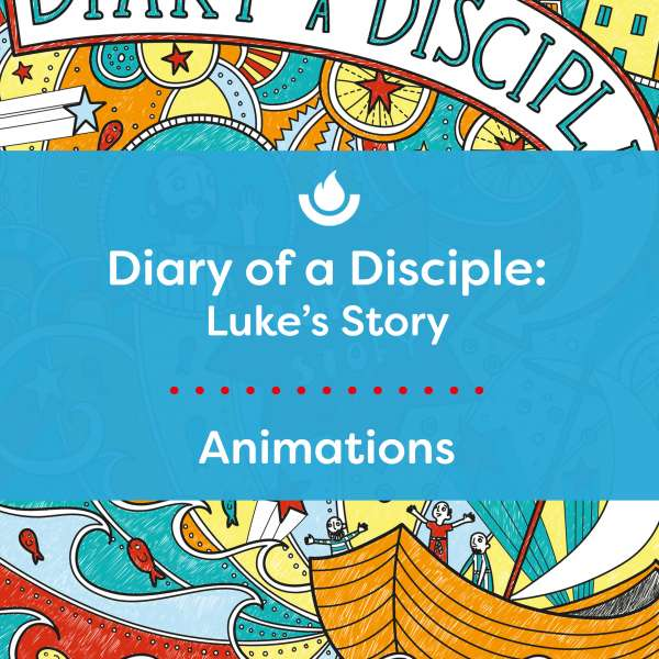Diary-of-a-Disciple-Lukes-Story-Animations