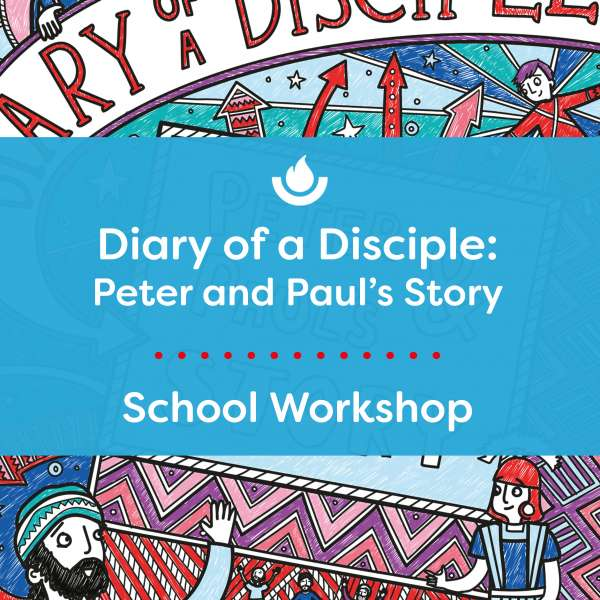 Diary-of-a-disciple-Peter-and-Pauls-Story-School-Workshop