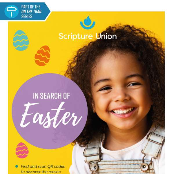 In Search of Easter resource cover